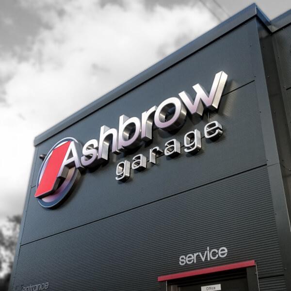 Ashbrow