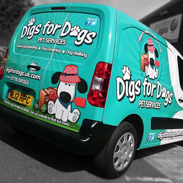 Digs for Dogs
